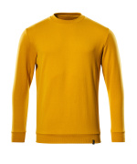 20284-962-70 Sweatshirt - Currygelb