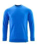 20284-962-91 Sweatshirt - Azurblau
