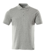20583-797-08 Polo-Shirt - Grau-meliert