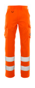 20859-236-14 Hose mit Schenkeltaschen - hi-vis Orange