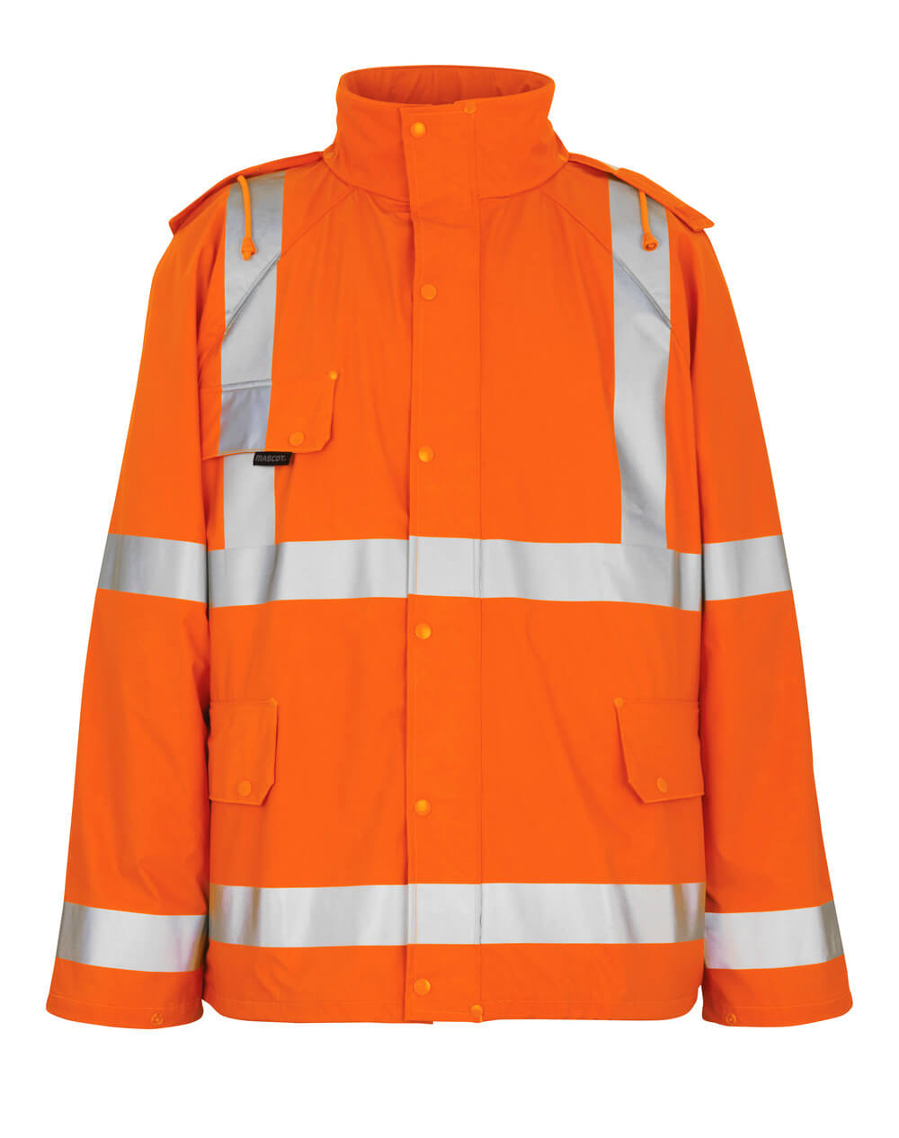 50101-814-14 Regenjacke - hi-vis Orange