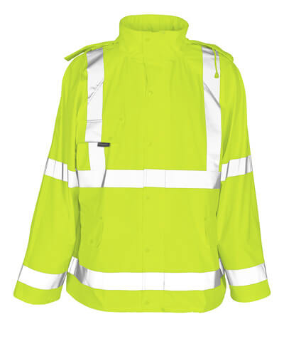 50101-814-14 Regenjacke - hi-vis Orange