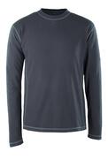 50119-927-010 T-Shirt, Langarm - Schwarzblau