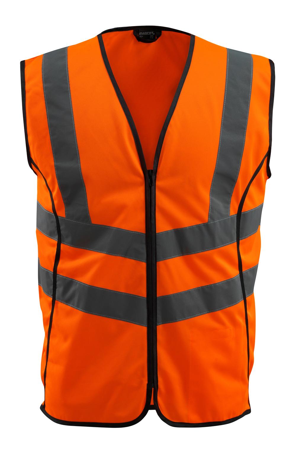 50145-977-14 Warnweste - hi-vis Orange