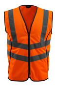 50145-977-14 Warnweste - hi-vis Orange