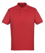 50181-861-02 Polo-Shirt - Rot