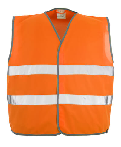 50187-874-14 Warnweste - hi-vis Orange