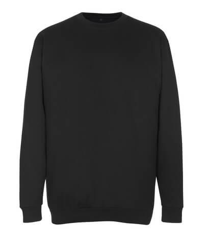 50199-919-B26 Sweatshirt - Vollschwarz