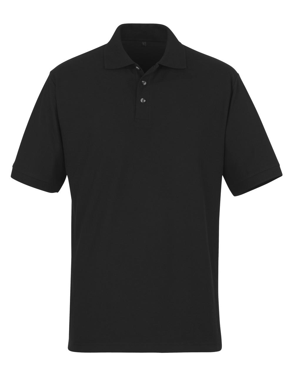 50200-922-B26 Polo-Shirt - Vollschwarz