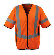 50216-310-14 Warnweste - hi-vis Orange