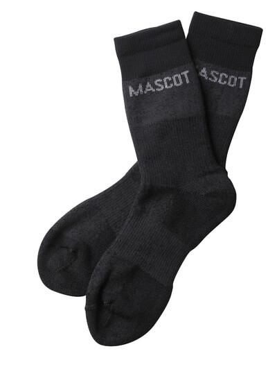 50406-877-A42 Socken - Dunkelanthrazit meliert