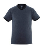 50415-250-66 T-Shirt - Gewaschener dunkelblauer Denim
