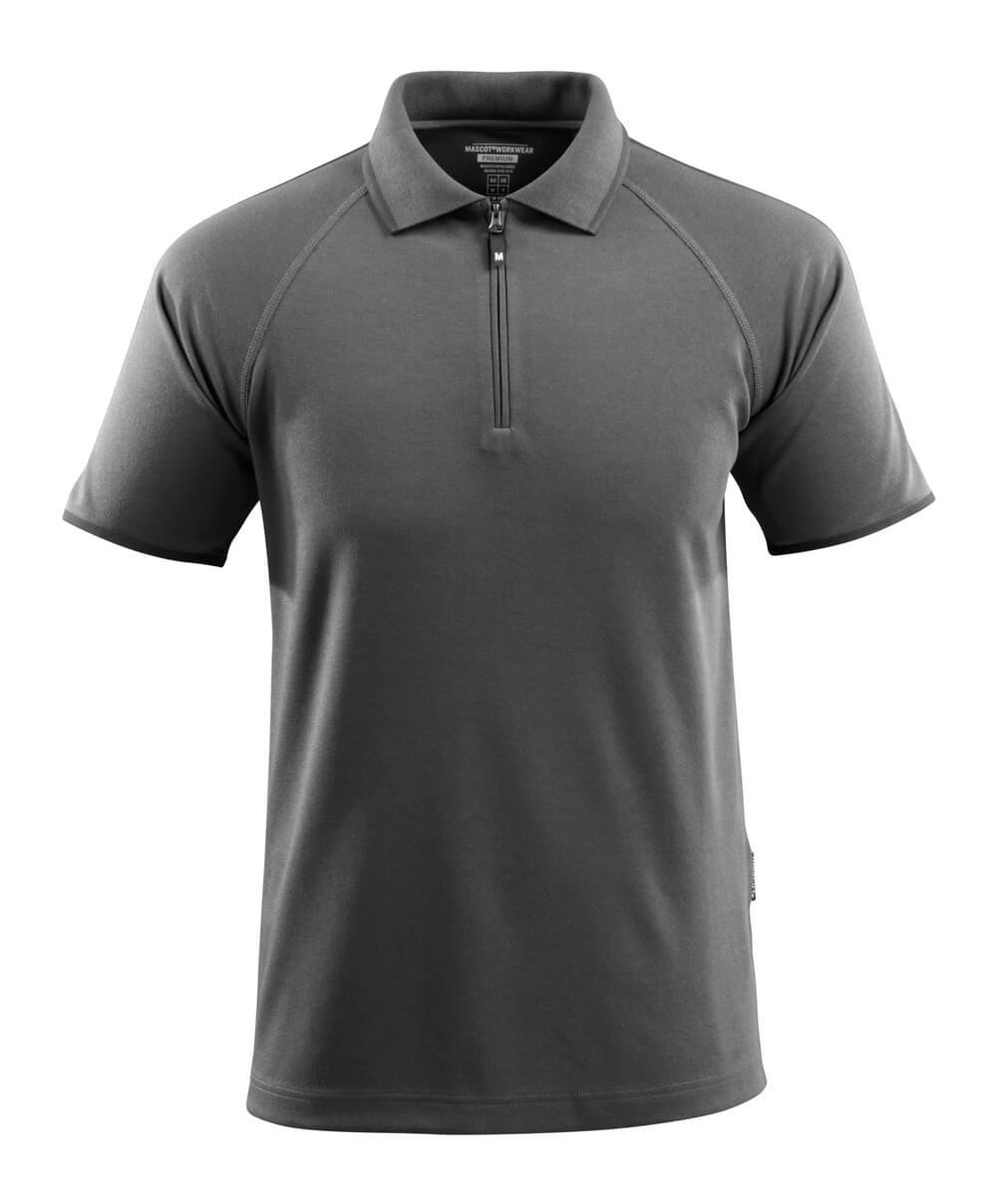 50458-978-18 Polo-Shirt - Dunkelanthrazit