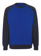 50570-962-11010 Sweatshirt - Kornblau/Schwarzblau