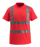 50592-976-222 T-Shirt - hi-vis Rot
