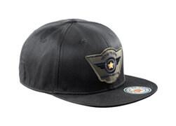 50601-010-09 Cap - Schwarz