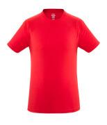 51579-965-202 T-Shirt - Verkehrsrot