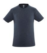 51579-965-66 T-Shirt - Gewaschener dunkelblauer Denim