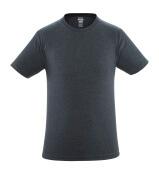51579-965-73 T-Shirt - Schwarzer Denim