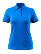51588-969-91 Polo-Shirt - Azurblau