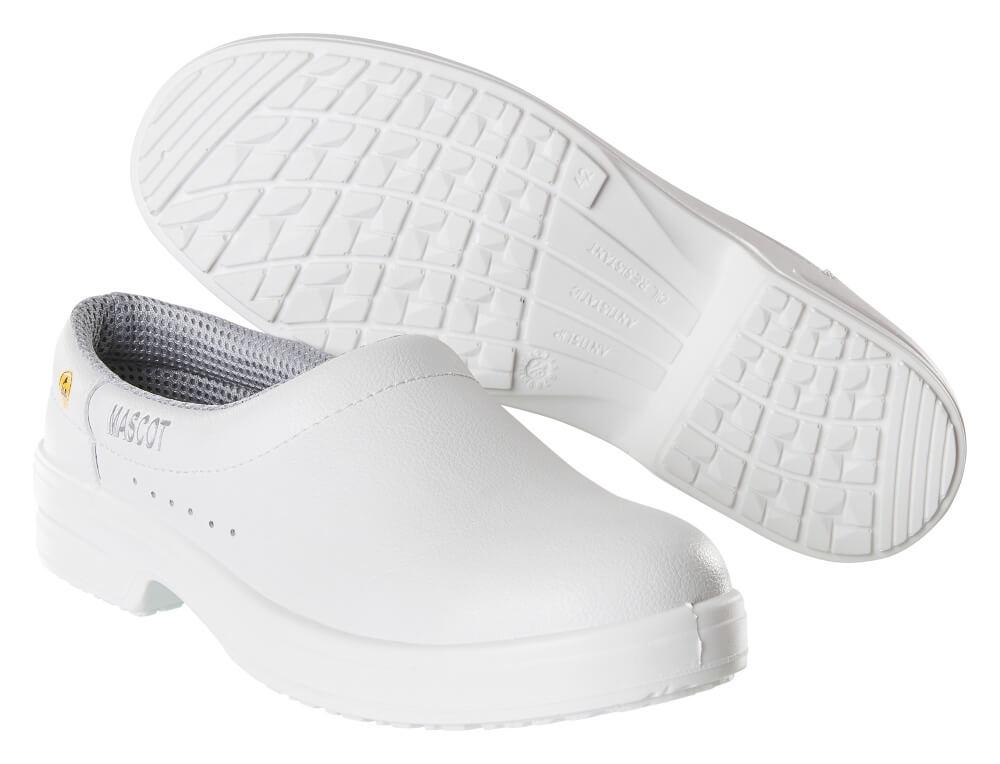 F0800-906-06 Clog - Weiß