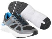 F0950-909-B93 Sneaker - Schwarz/Dunkelanthrazit/Türkisblau
