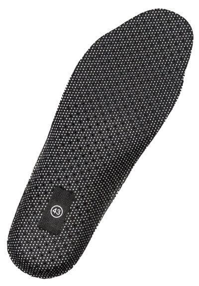 FT086-980-09 Einlegesohlen - Schwarz